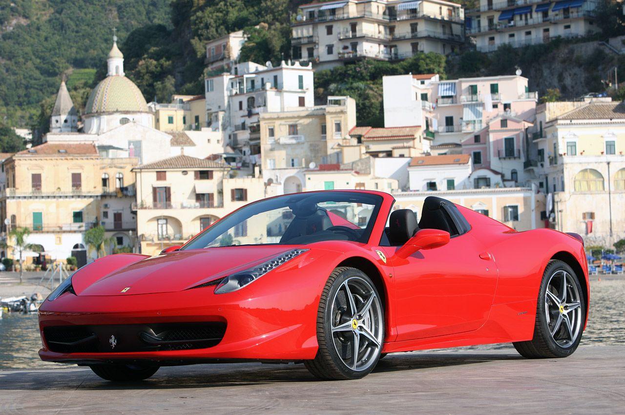 Ferrari Spider 458 Superfast Rental Dubai Premium Car Rent Ferrari 458 Italia Spider Ferrari 458 Ferrari Spider