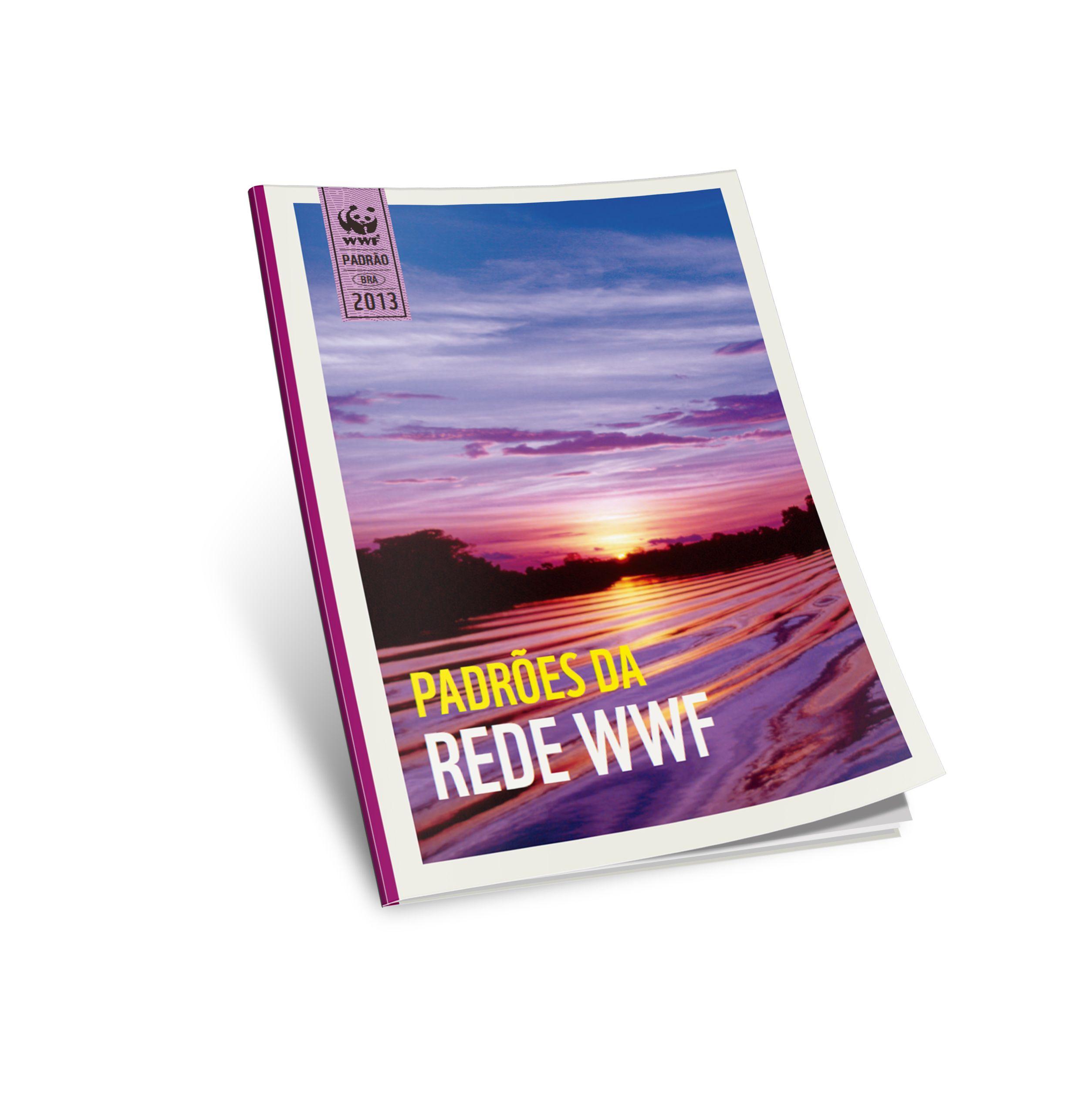 Capa da publicação Padrões da rede WWF