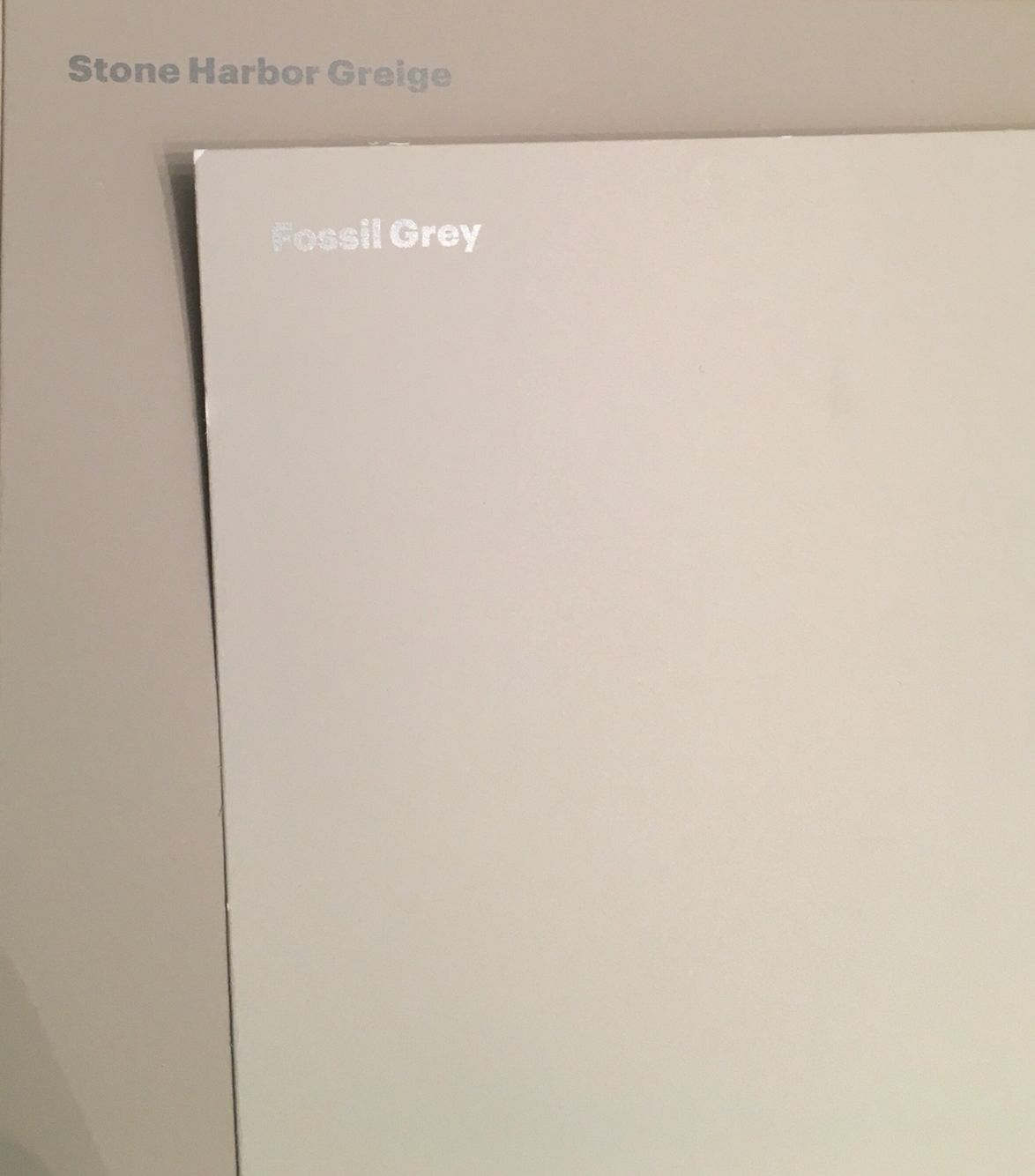 Glidden From Fossil Grey Wn36 30yy 56 060