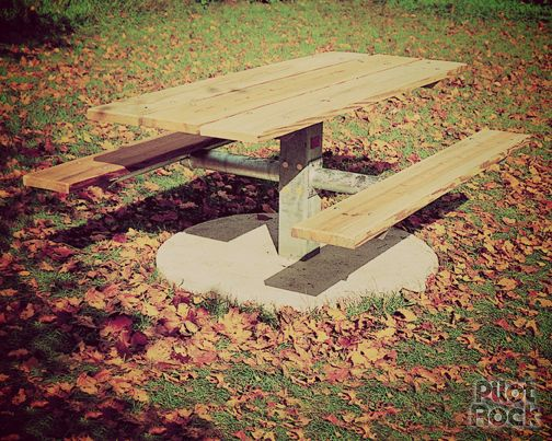 Picnic Table Model Pt G 6up With Standard Embedded Post Galvanized Frames Untreated Pine Lumber And Wheelchair Accessible Pi Picnic Table Table Pilot Rock