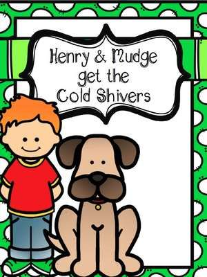 Henry+and+Mudge+Cold+Shivers+from+PrintablePrompts+on+TeachersNotebook.com+-++(38+pages)++-+Henry+and+Mudge+Get+the+Cold+Shivers+comprehension+book+companion.