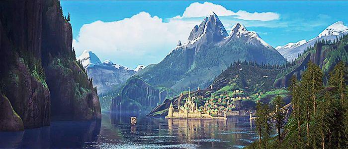 Arendelle Disney's Frozen