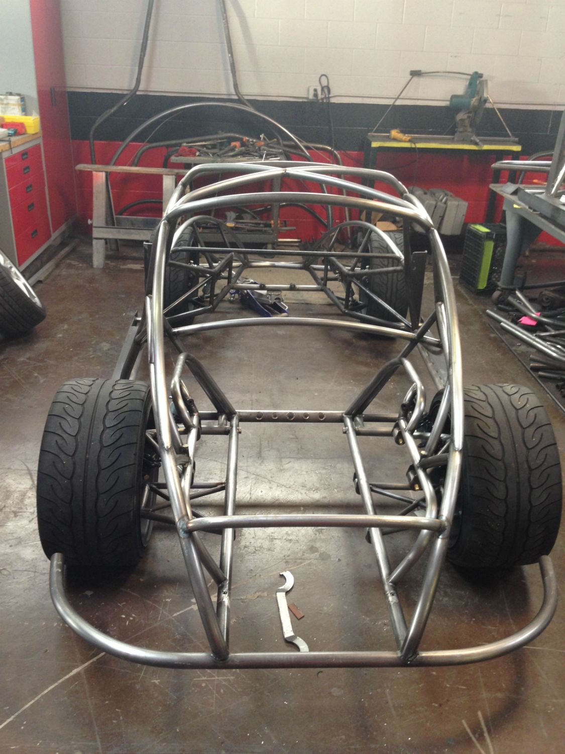 356 Coupe Classic Psi Retro Classics Spaceframe Chassis