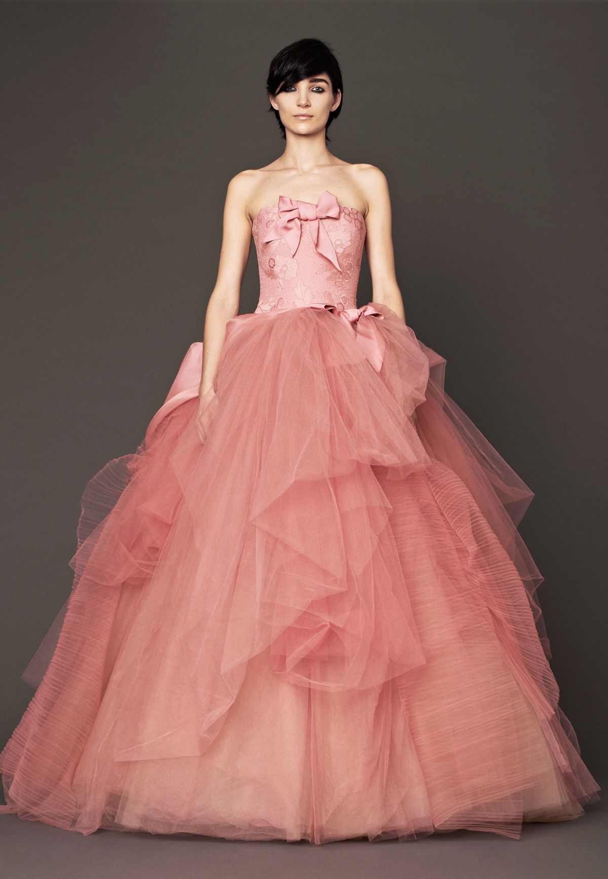 Wedding Dresses, Bridal Gowns by Vera Wang   Iconic   Wedding ...