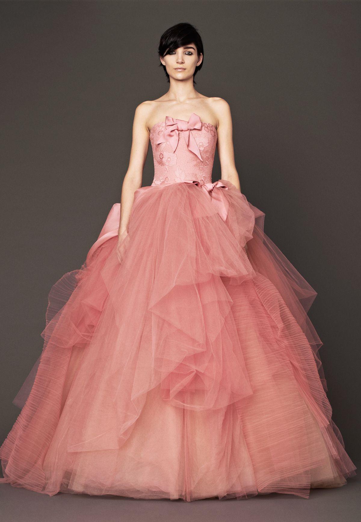 Vestidos de novia de Vera Wang | XV | Pinterest | Vera wang ...
