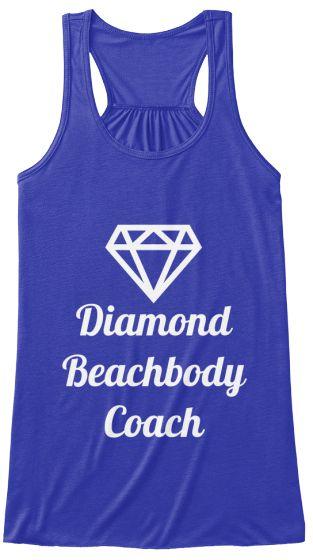Diamond Beachbody Coach | Teespring | Devenir coach