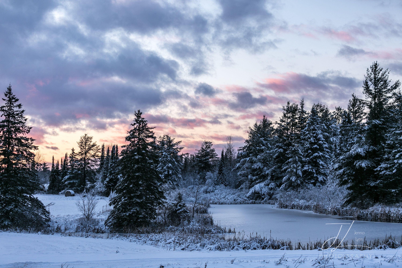 Wisconsin Winter Photography Winter Scene Winter Sunset Winter Digital Download Winter Photography Download Landscape Photography In 2020 Winter Photography Winter Sunset Winter Scenes