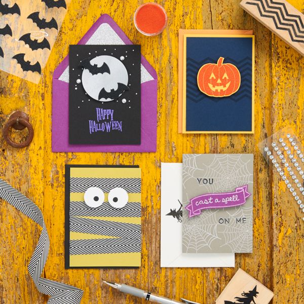 Halloween Card Making Ideas Part - 33: Pinterest