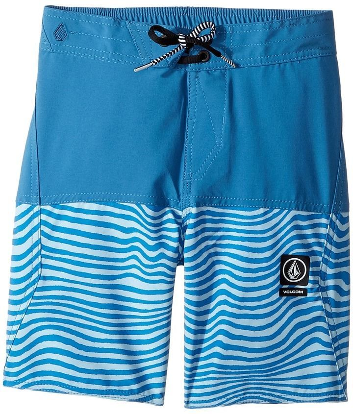 25cc165994a Volcom Vibes Half Stoney Boardshort (Little Kids/Big Kids ...