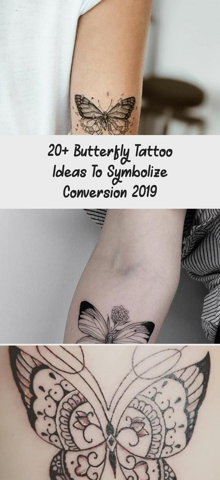 Photo of 20+ Butterfly Tattoo Ideas To Symbolize Conversion 2019 – Tattoos