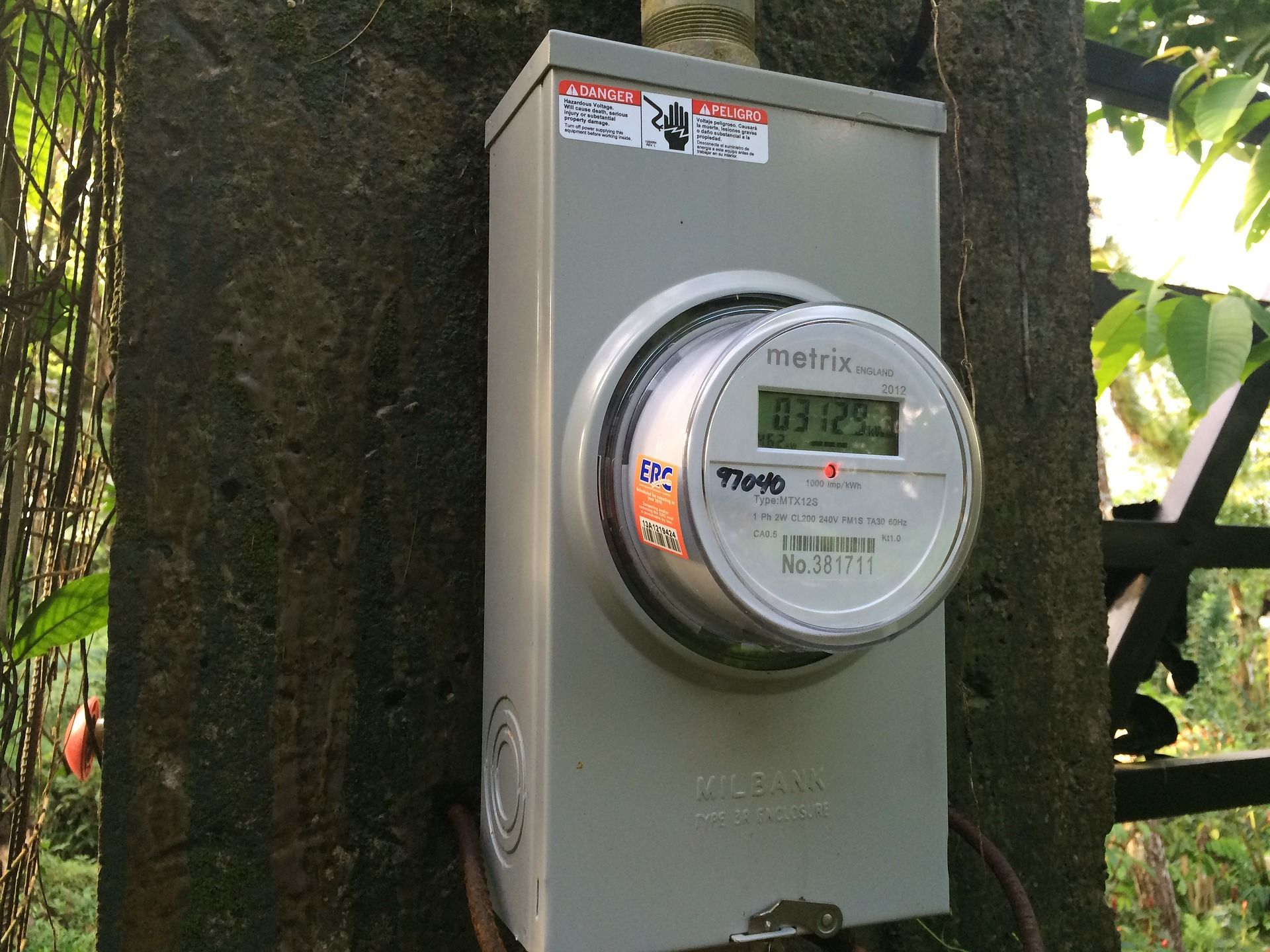 How Significant is the Electric Meter? | Shirley Render's Board