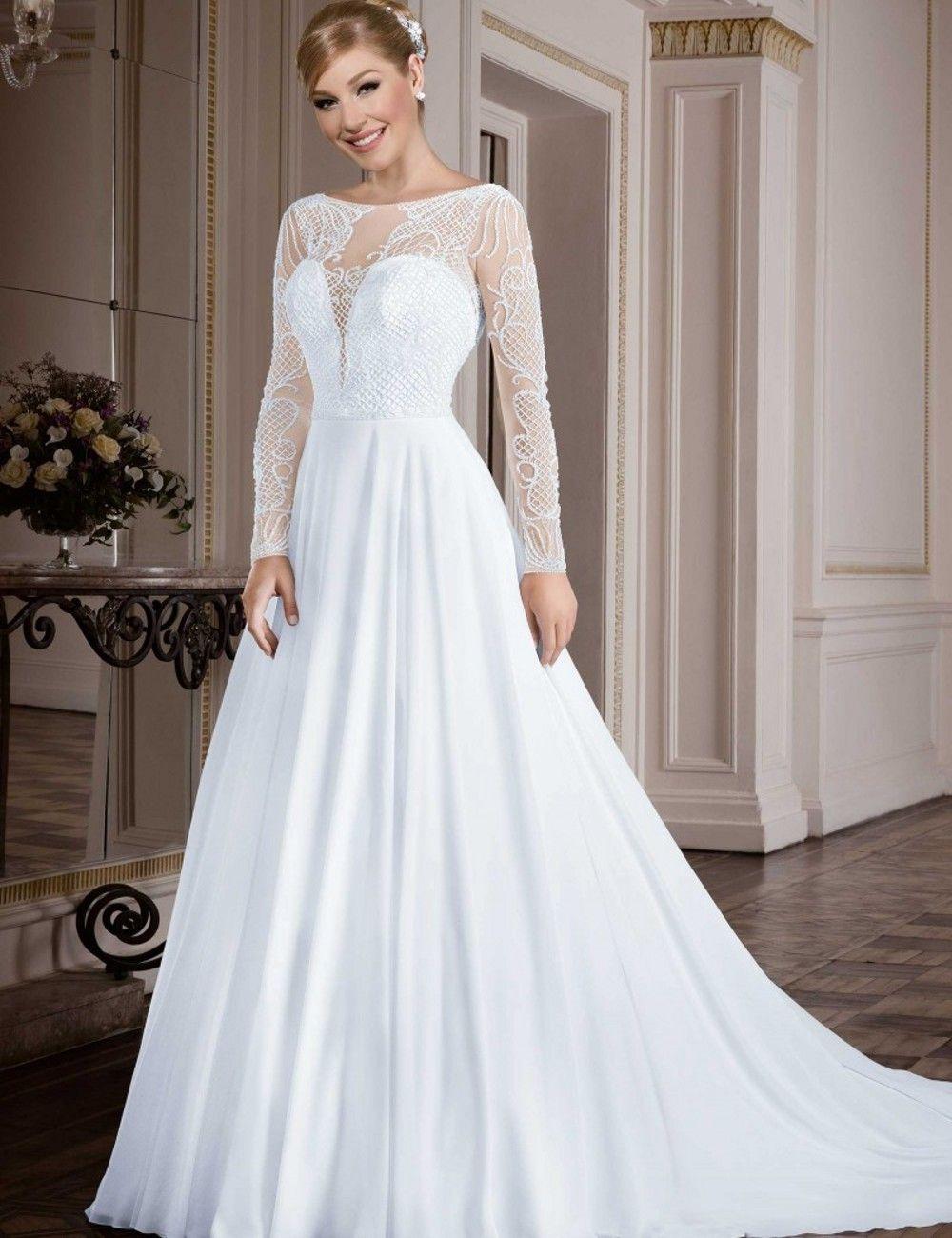 Click to buy ucuc vestido de noiva vestidos casamento robe de