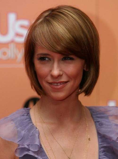 Iconic Celebrities With Their Bob Haircuts In 2020 Short Hair With Bangs Short Bob Hairstyles Celebrity Short Hair