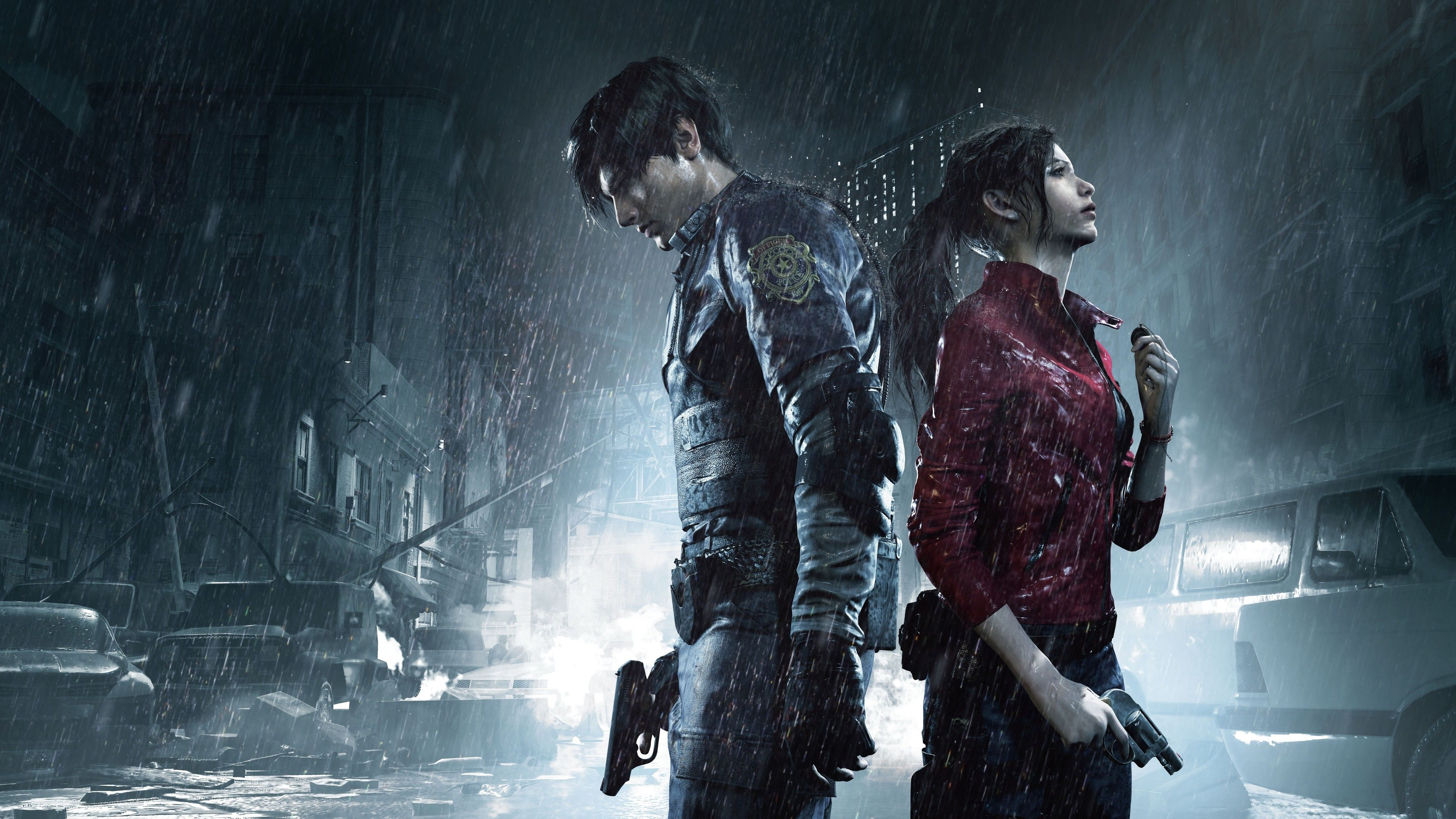 Resident Evil 2 2019 4k Resident Evil 2 Wallpapers Hd Wallpapers Games Wallpapers 4k Wallpapers 2019 Resident Evil Resident Evil Movie Monster Hunter World