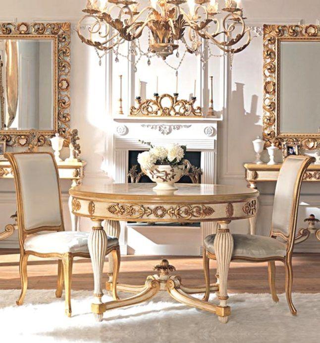 Klassische Esszimmer Stühle Esszimmer