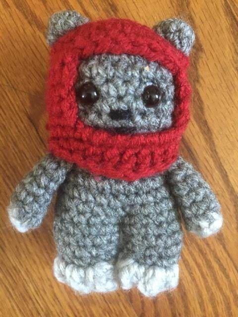 Hey, I found this really awesome Etsy listing at https://www.etsy.com/listing/518280825/crocheted-ewok-star-wars-amigurumi