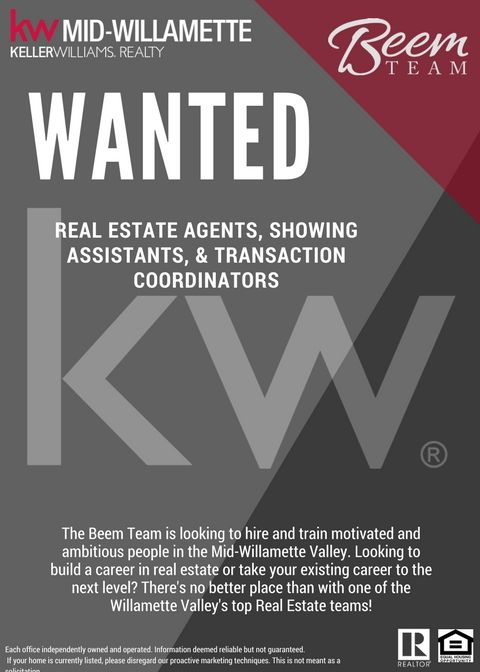 We Re Hiring Looking To Build A Career In Real Estate Apply To