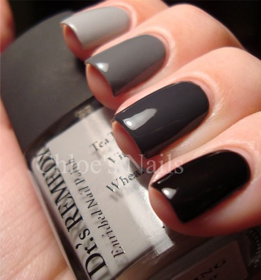 Ombre Mani Chloe Nails Trendy Nails How To Do Nails