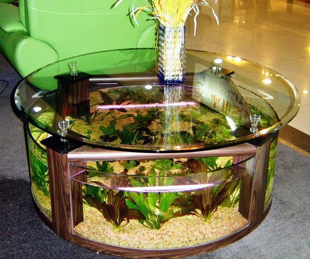 Round Aquarium Coffee Table 1000 Fish Tank Coffee Table Aquarium Coffee Table Fish Tank Table