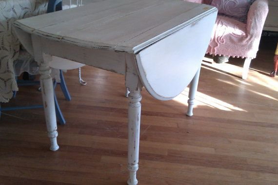 Drop Leaf Oval Farm Table DIY And Crafts Pinterest White - Oval farm table
