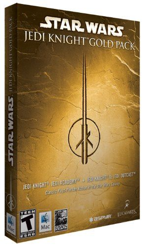 Star Wars: Jedi Knight Gold Pack For Mac Os X, Mac Os X Intel, 2015 Amazon Top Rated Games #VideoGames