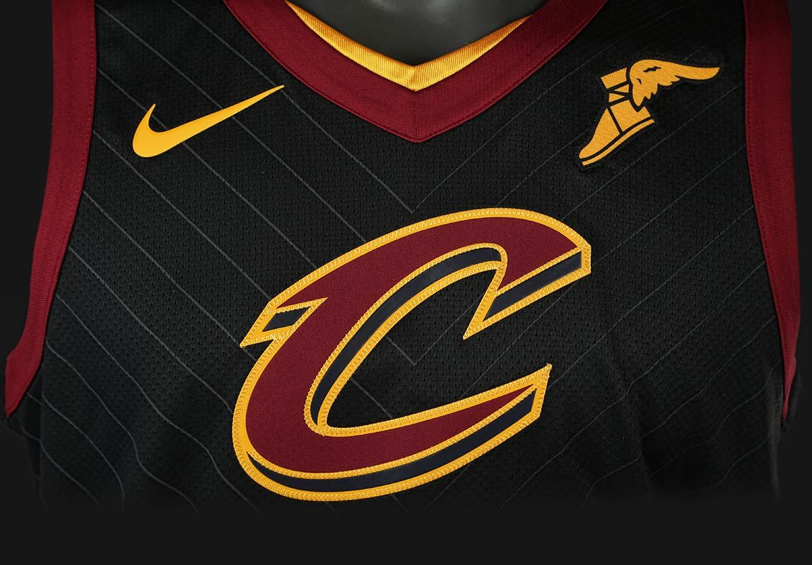 check out 34ef6 25b77 Nike Introduces Cavaliers Statement Edition Uniform ...