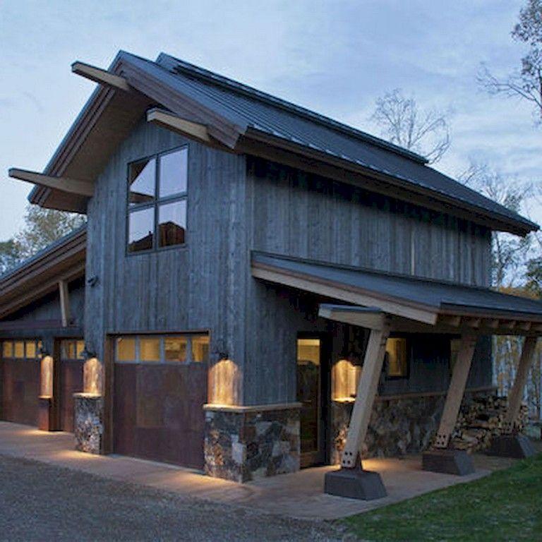33 Awesome Modern Garage Apartment Designs Ideas Garage Design