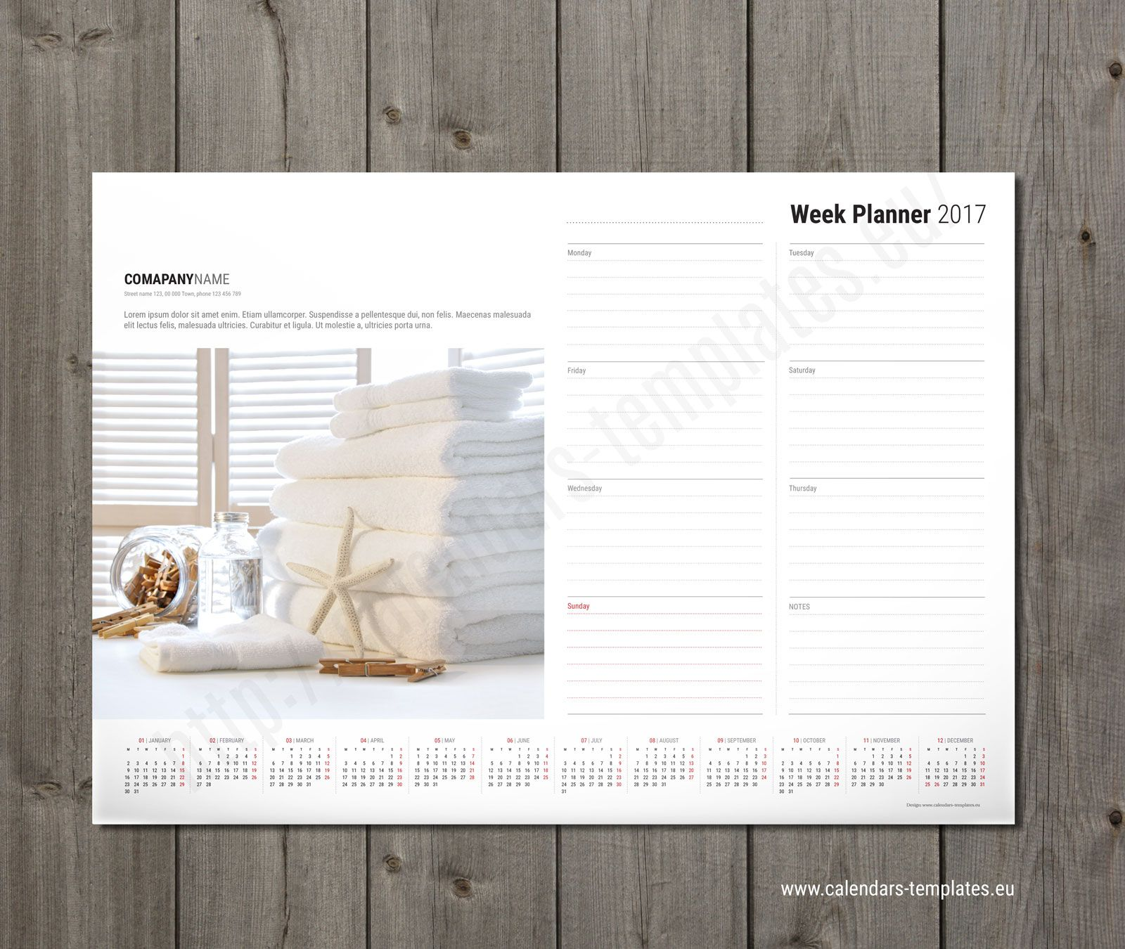 http://calendars-templates.eu/shop/planners/weekly-planners/weekly ...