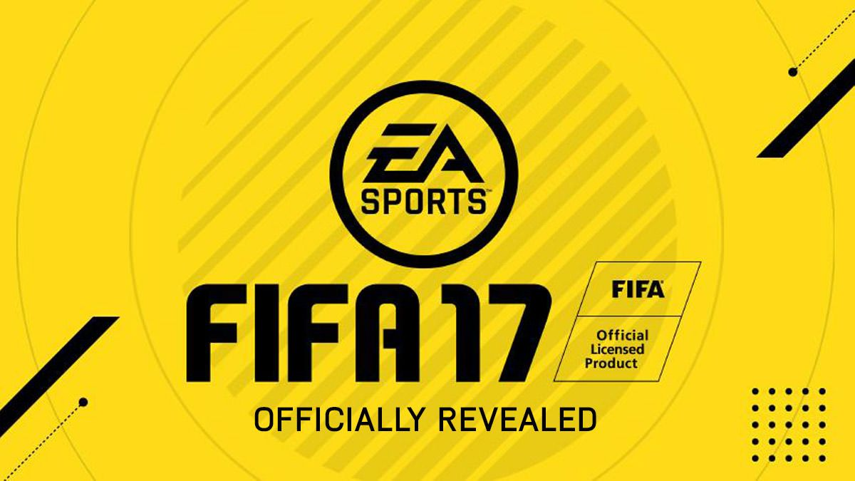 Pin by games PC on FIFA 17- gaming | Fifa 17, Fifa, Ea sports