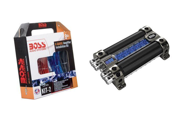 e56602b42163cadc87d4a5bb0a4a01f2 boss boss kit2 8 gauge amplifier wiring kit 18 farad digital