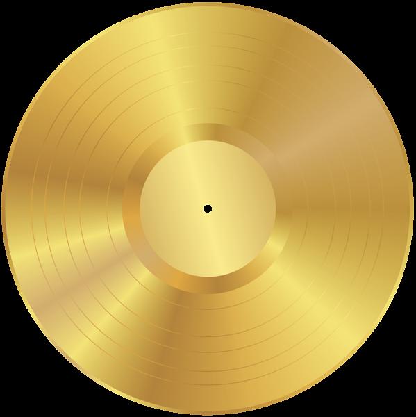 Or Disque Vinyle Png Image Clipart Gold Vinyl Clip Art Art Images