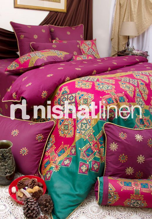 24c76799f3 Cushion Stories | Nishat Linen | Beddings & Cushions | Bed, Bedding ...