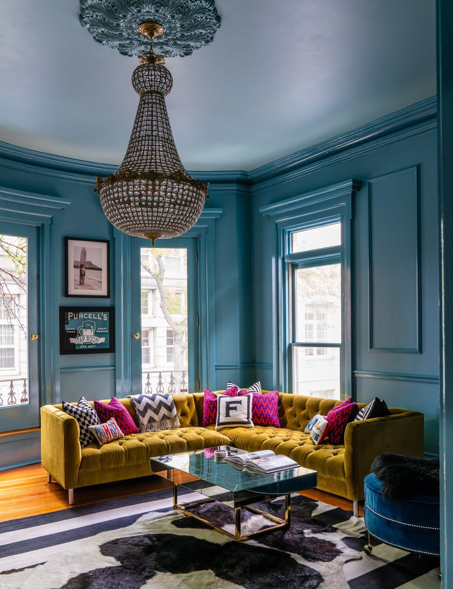 Best Blue Paint In 2020 Farrow And Ball Living Room Farrow 400 x 300