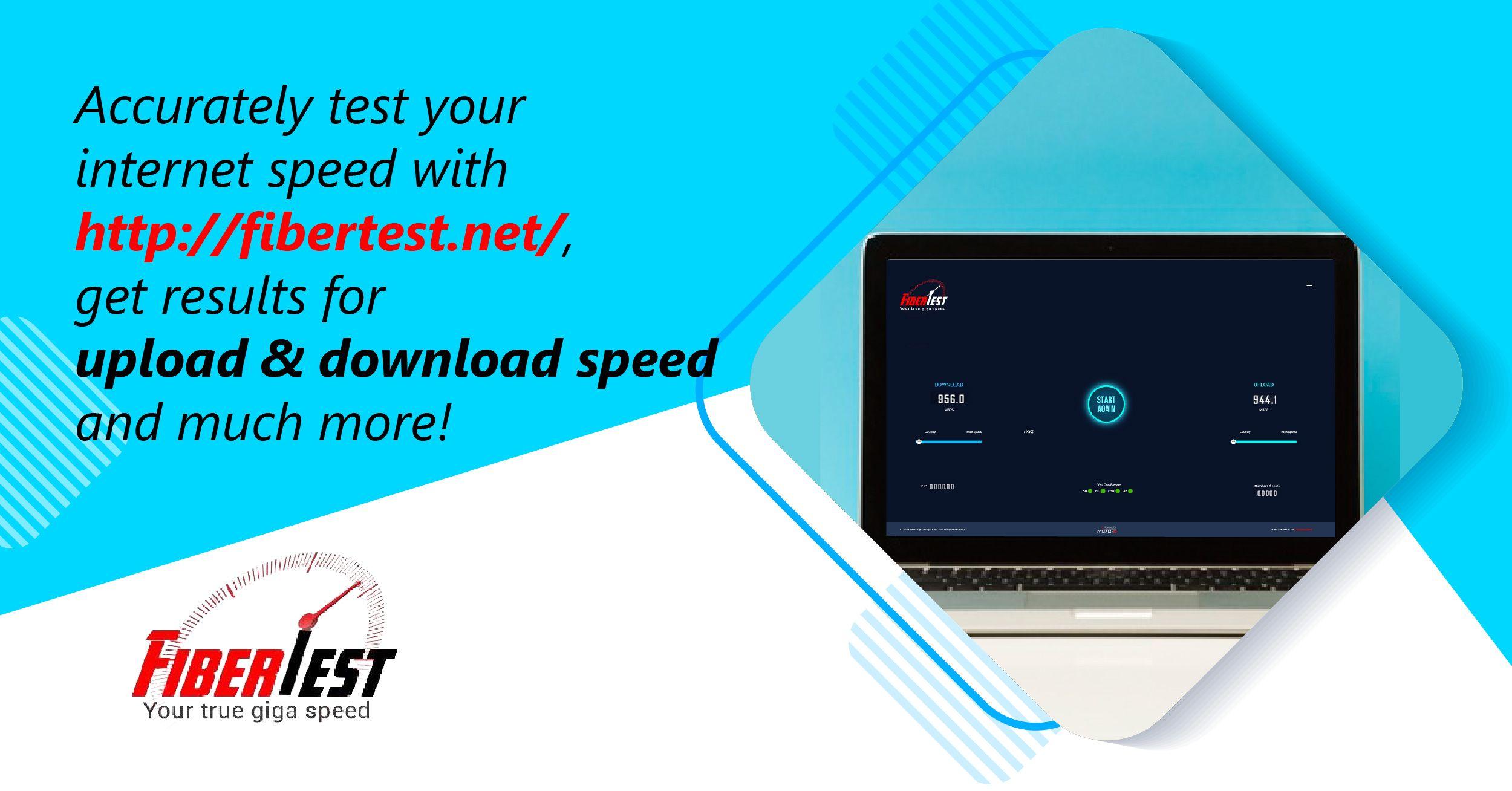 Pin on FiberTest Speed Test