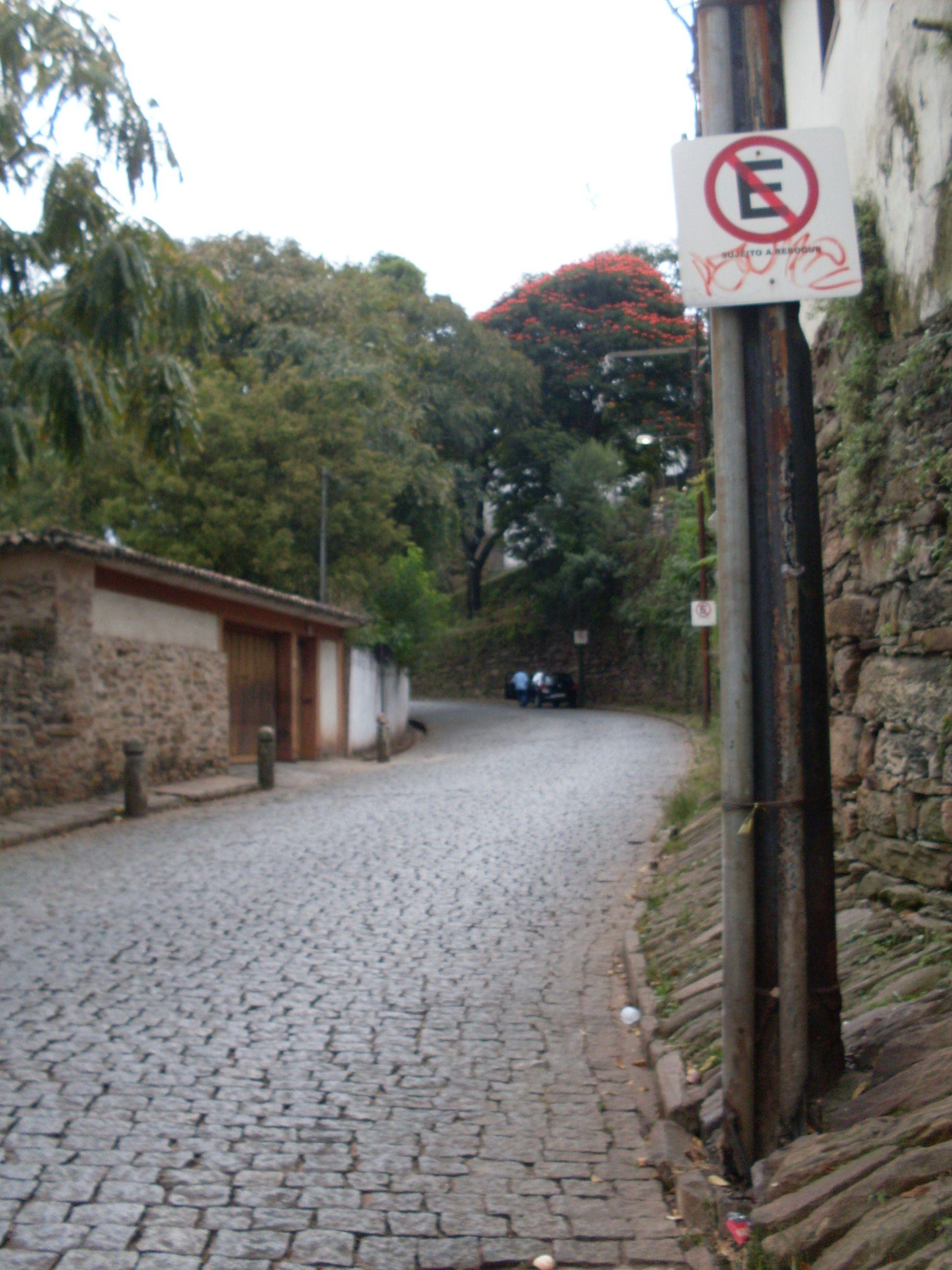 Ouro Preto Minas Gerais Brazil Baroque Rococo