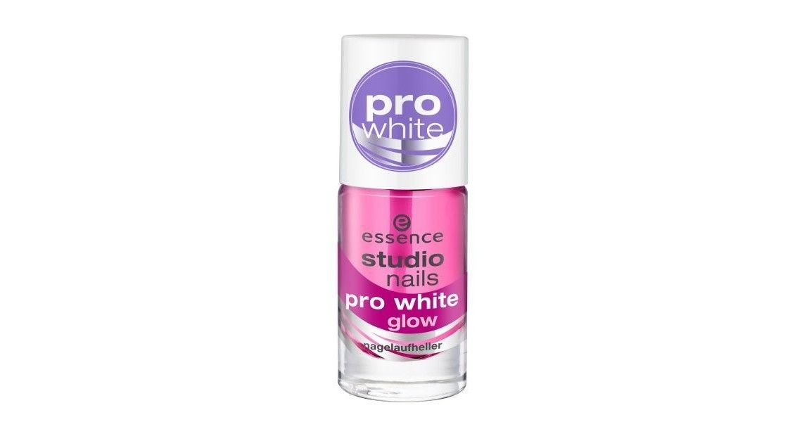 Essence Studio Nails Pro White Glow: rated 5.0 out of 5 on MakeupAlley. See member review and photo.