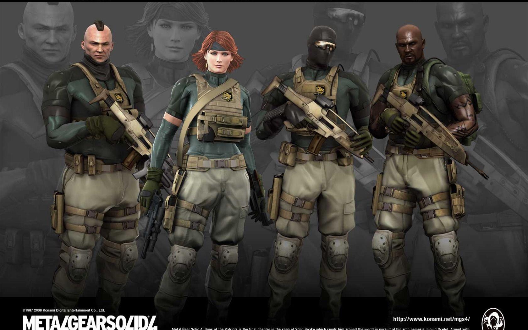 Metal Gear Solid By David Khaysavang In Metal Gear Metal Gear Solid Metal Gear Solid Series