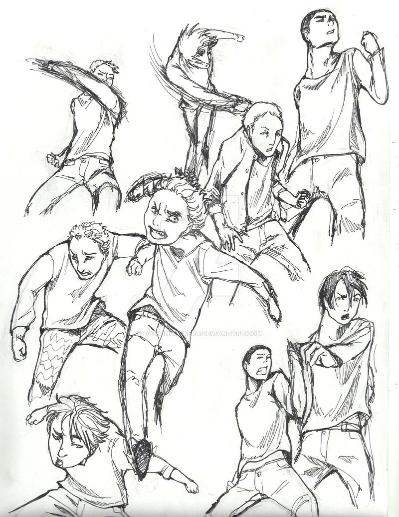 Fighting Poses Practice By Dancingjokerr Fighting Poses Practice By Dancingjokerr Fighting Poses Art Poses Fighting Drawing