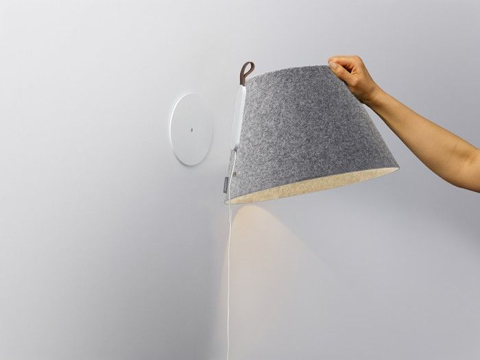 Display · pablo lana wall light lightform