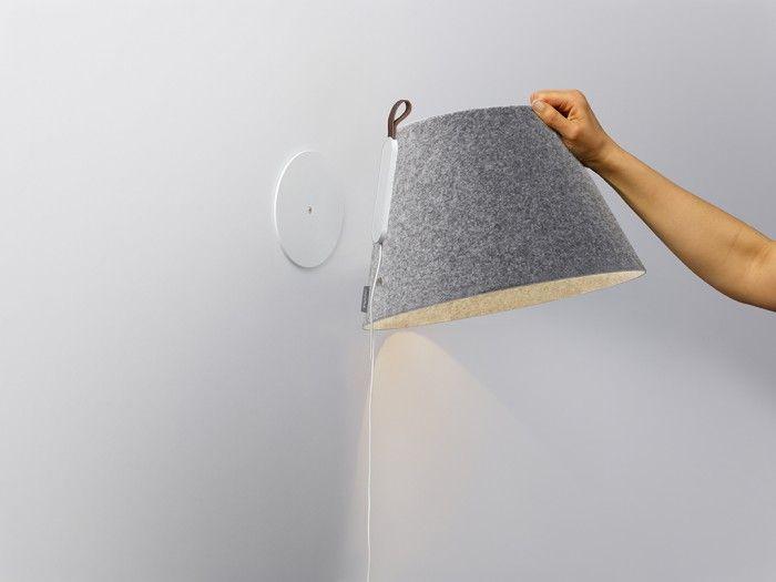 Display · pablo lana wall light lightform