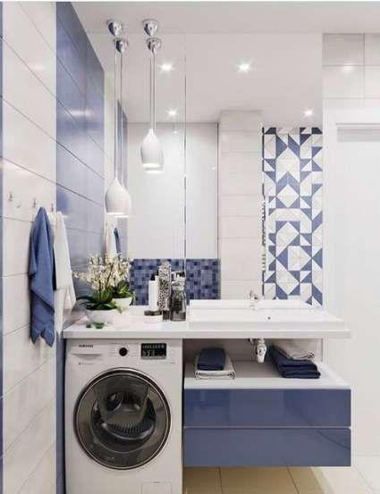 Bath Room Interior Design Washing Machine 23 Best Ideas # ... on Small Space Small Bathroom Ideas With Washing Machine id=14666