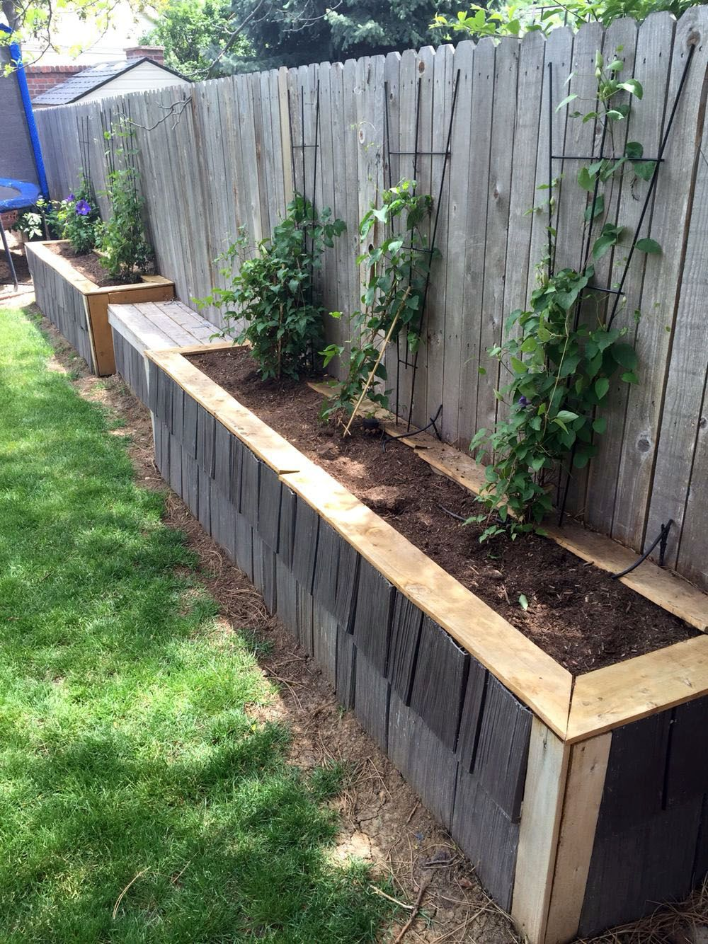 10 Lifted Garden Landscape Design Tips | Landscaping along ... on costco water, costco soup, costco cookies, costco christmas, costco strawberries, costco tree,