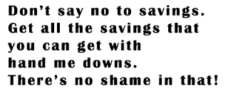 SAVE for a Better Future!!