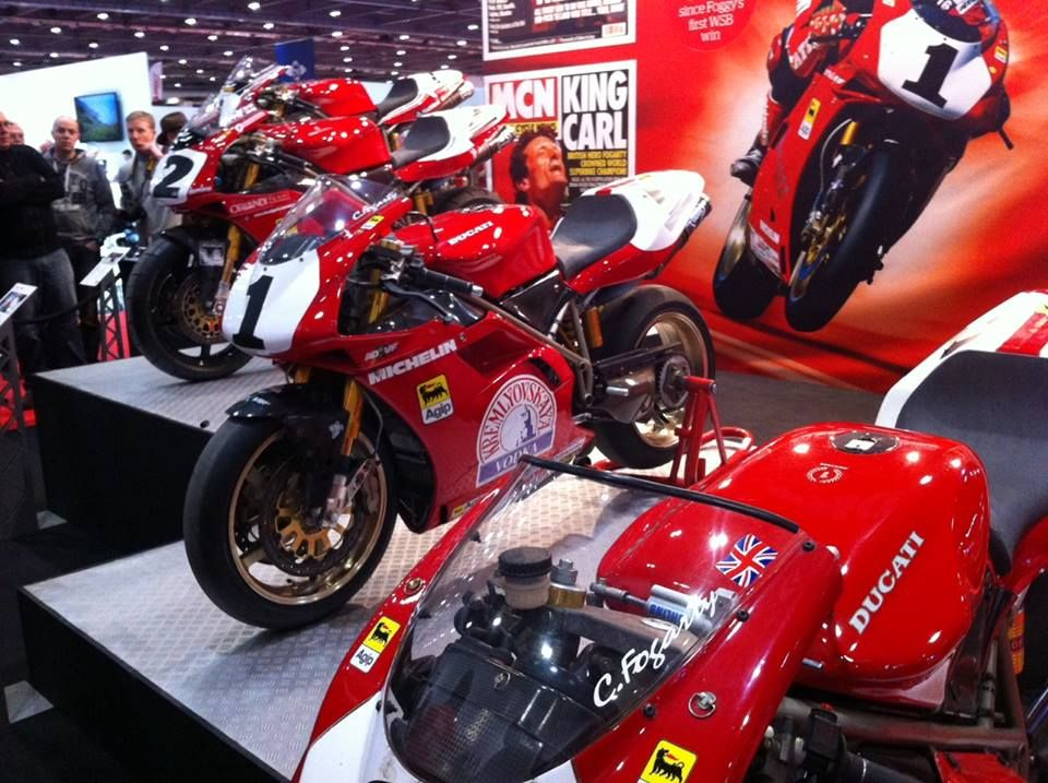 4 of Foggy's bikes  (JHP farcebook) | Ducati Models through