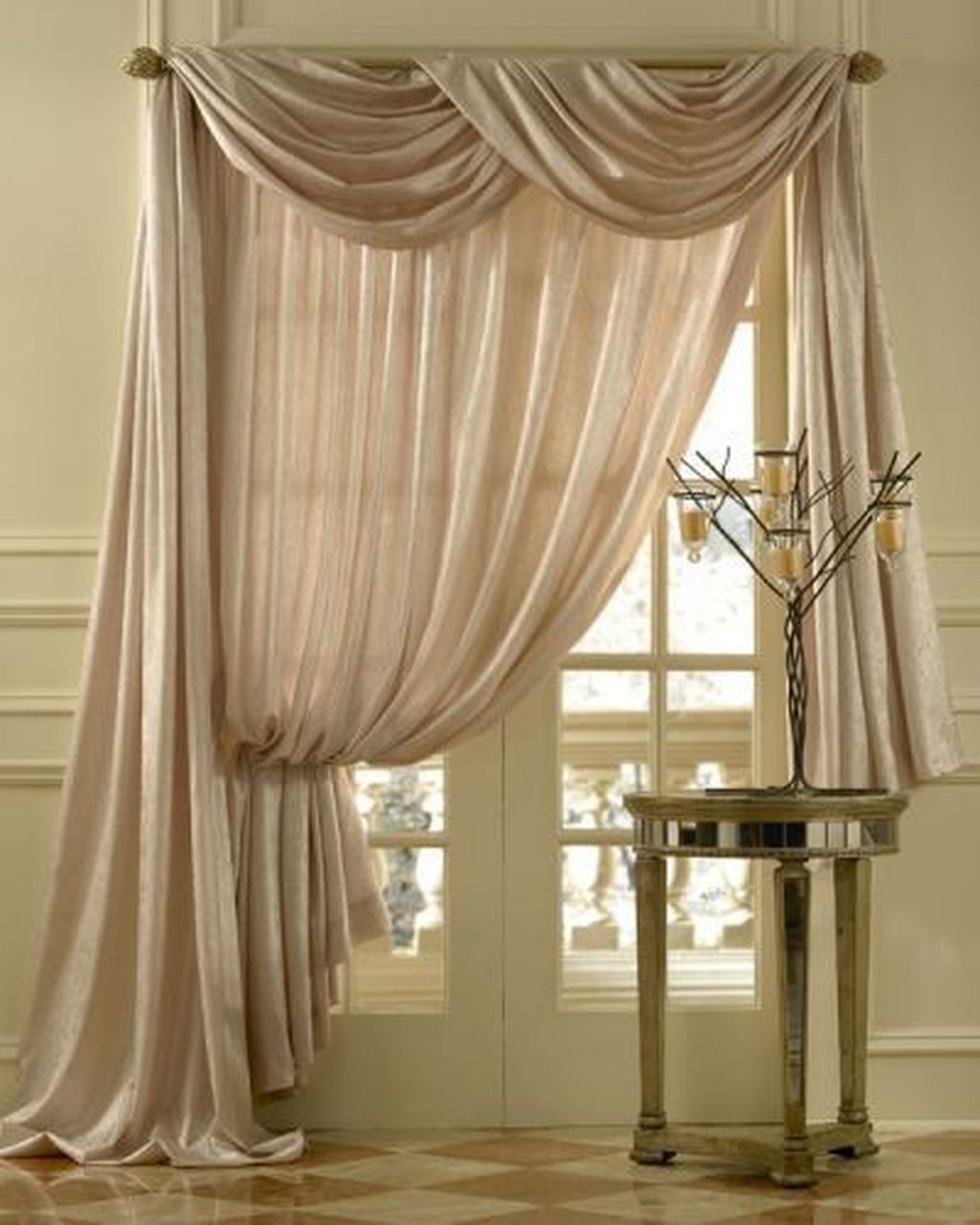 Beautiful Home Curtain Ideas For Your Interior Design To Looks