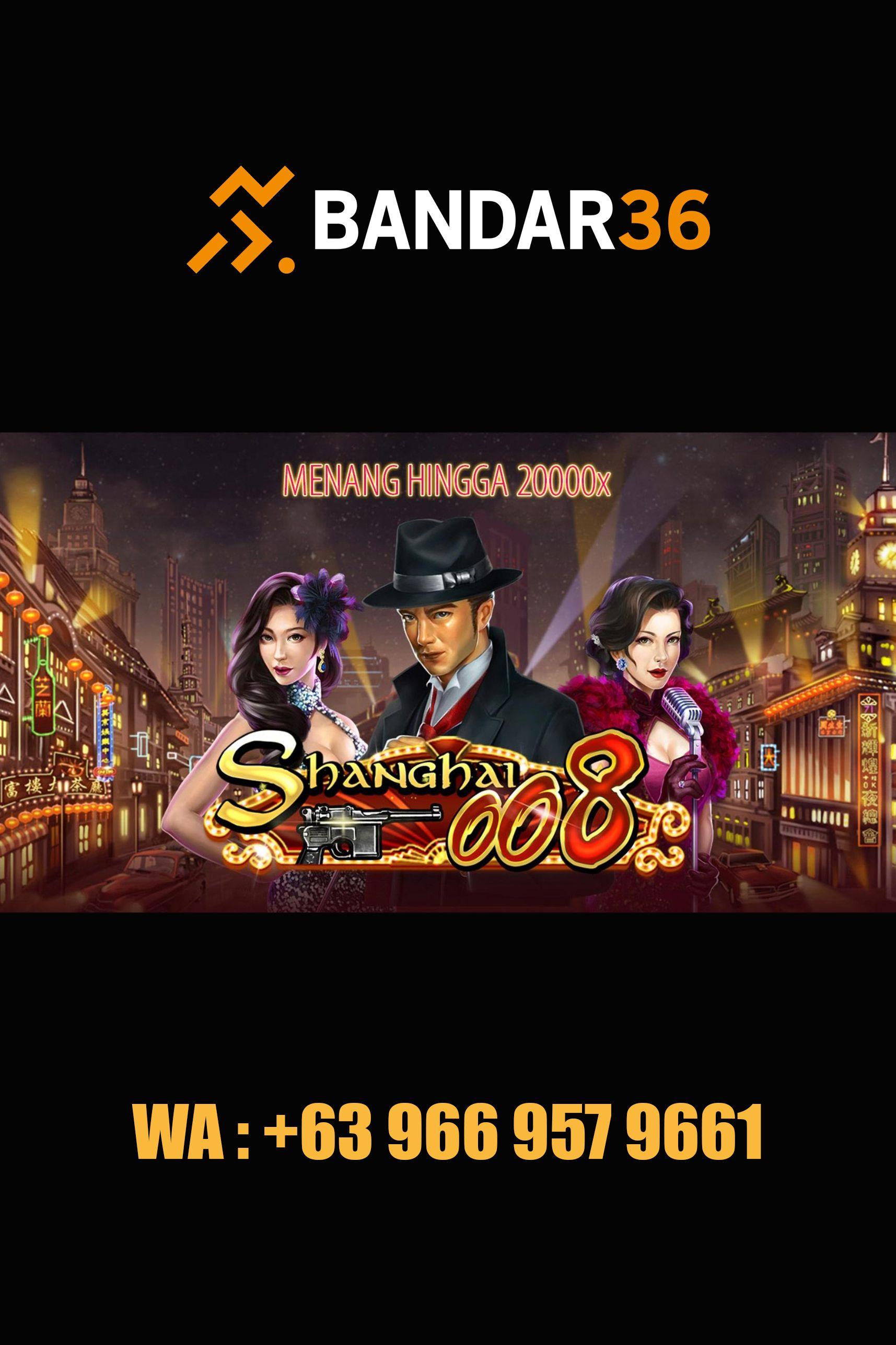 Spadegaming Shanghai 008│Bandar36 Shanghai, Game, Satuan