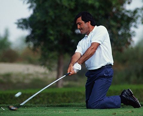 Severiano Ballesteros Our Residential Golf Lessons are for beginners, Intermediate & advanced. Our PGA professionals teach all our courses in an incredibly easy way to learn and offer lasting results at Golf School GB www.residentialgolflessons.com