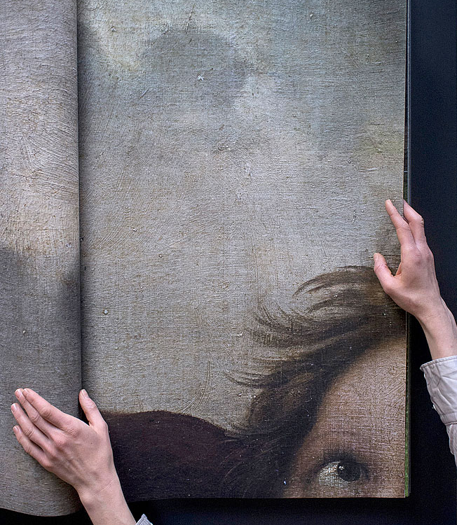 Katharina Gaenssler, Sistine Chapel, 2012