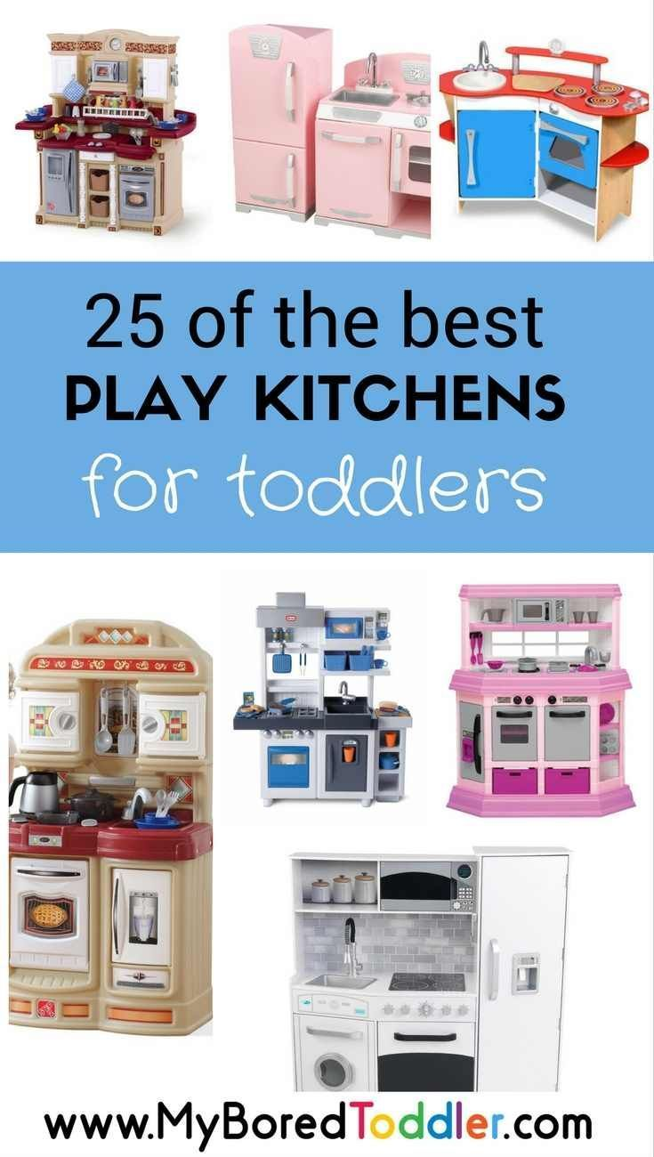 best play kitchens for toddlers toddler activities toddler play rh pinterest com best wooden play kitchens for toddlers