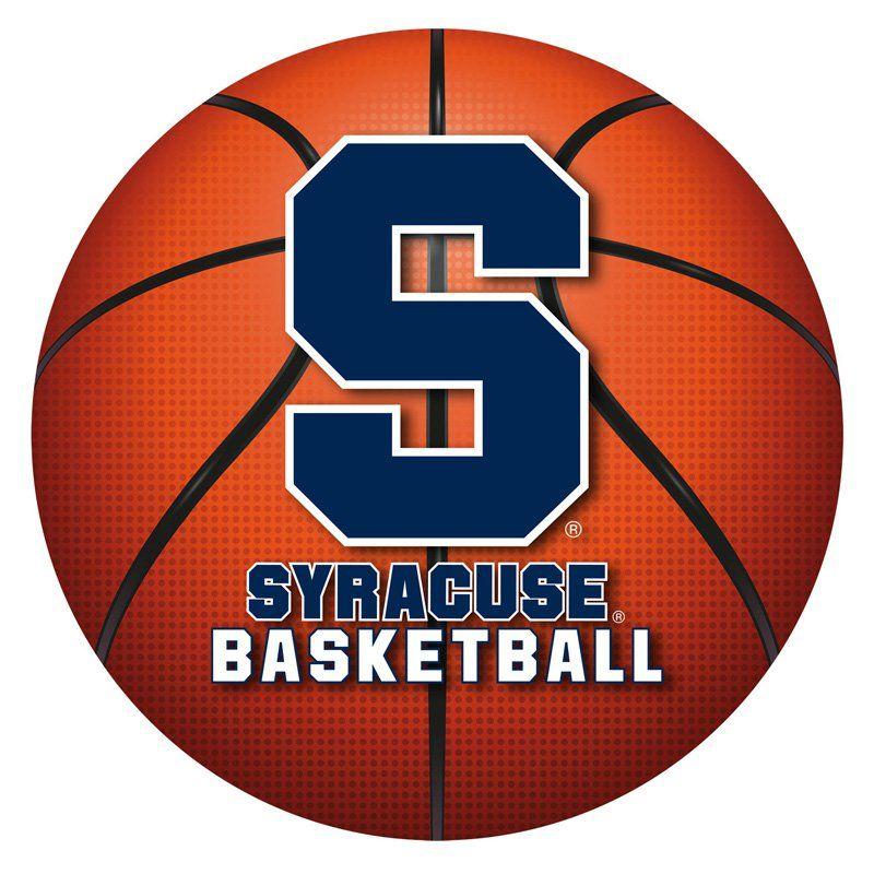 Ncaa Basketball Logo Wall Decal 61 613 Basketball Syracuse Basketball Ncaa Basketball Logo